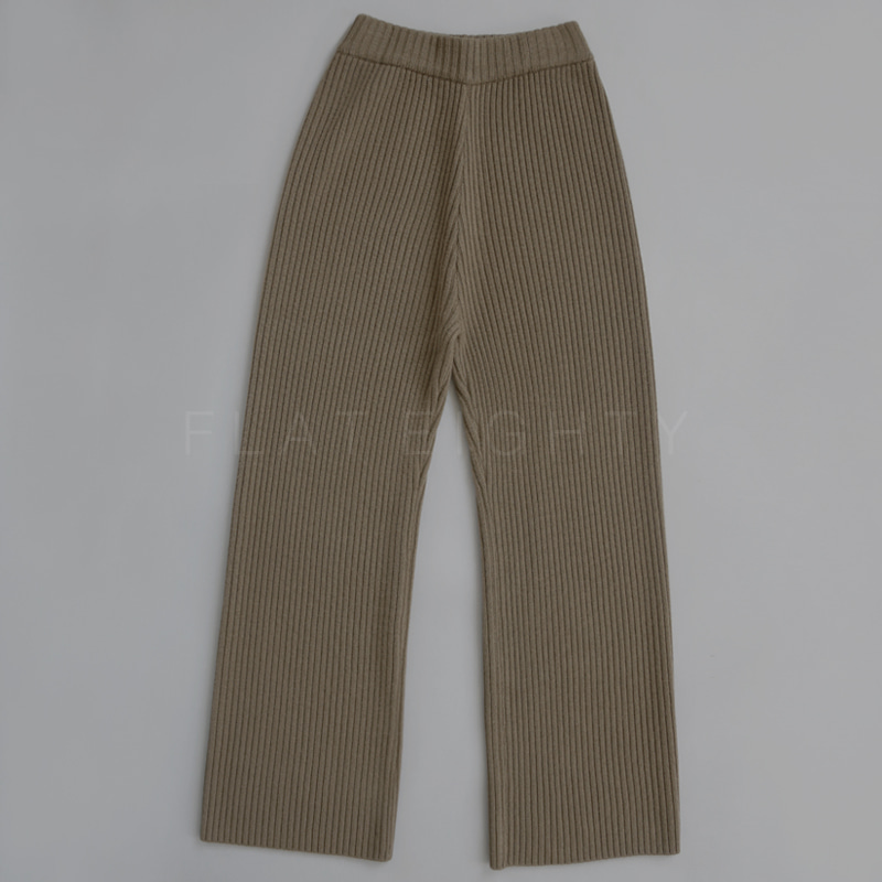 COPHEN KNIT PANTS
