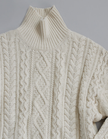 MOEN CABLE KNIT