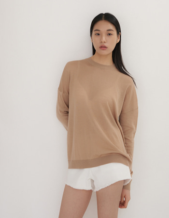 FLAT BUISS KNIT