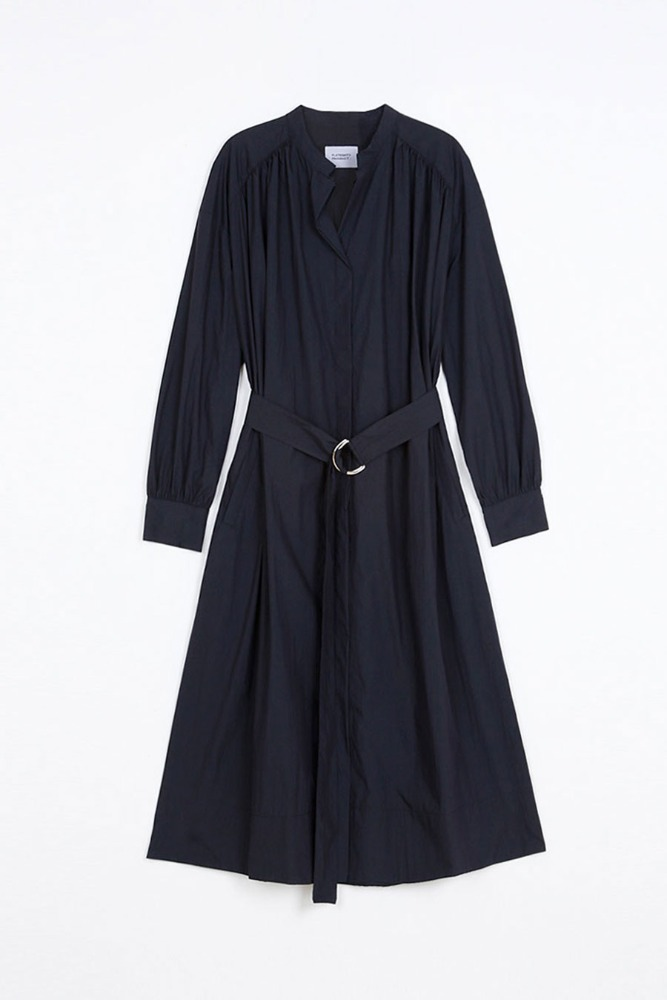 GATHERED BELT OUTER [-60%]