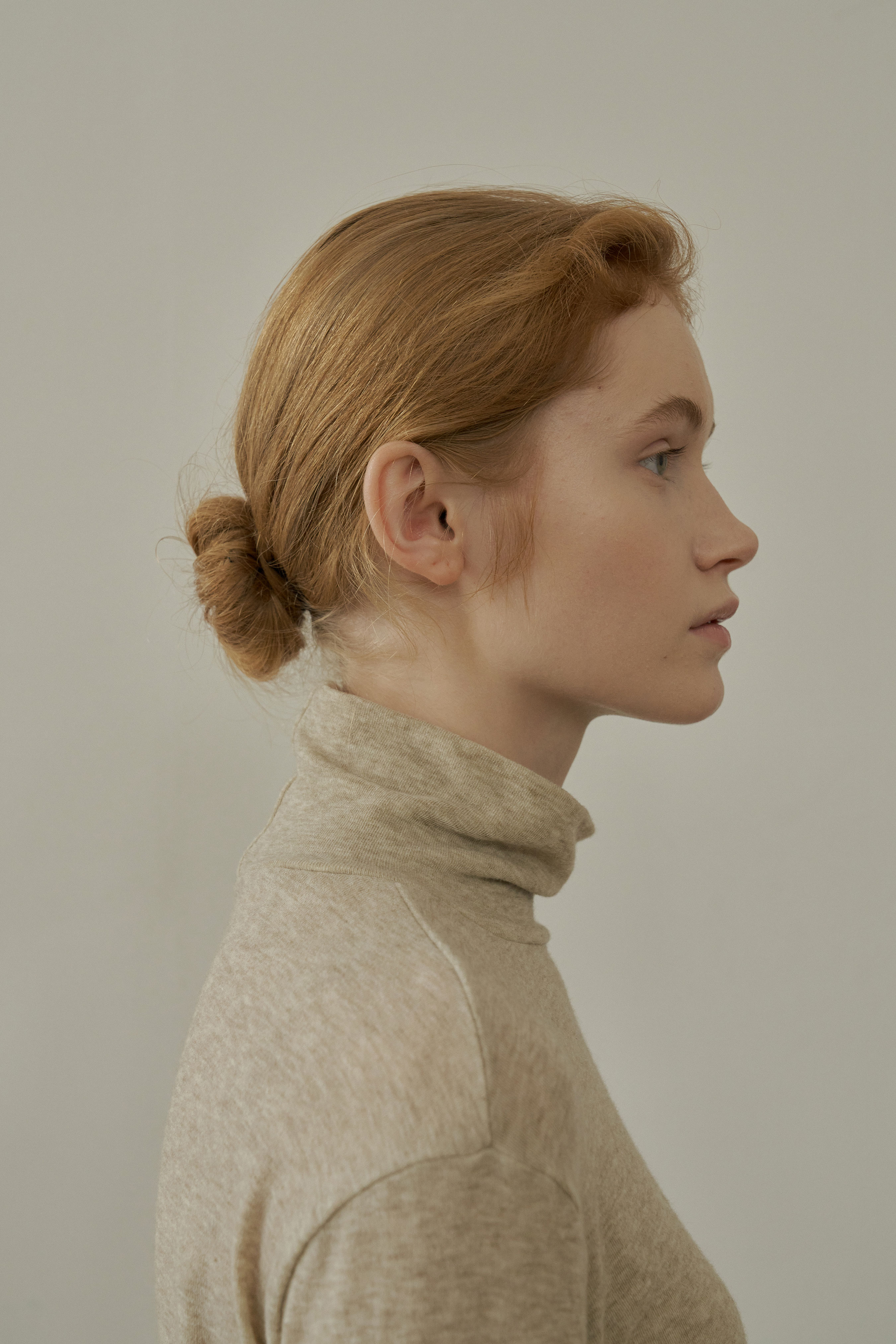 WOOL POLO NECK