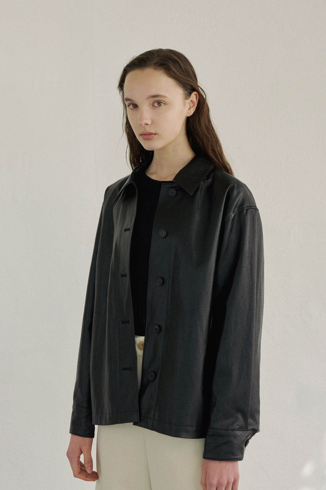 Mou Jacket(black)2nd Reorder